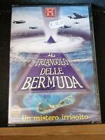DVD film documentario History Channel  IL TRIANGOLO DELLE BERMUDA nuovo