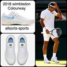 🔥 Nike Zoom Vapor X Tennis Federer 2018 Wimbledon Colour | UK 9 EU 44 US 10 |🔥