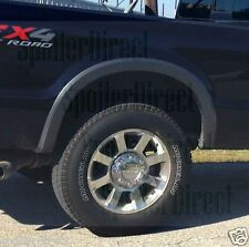 TEXTURED - FACTORY OE STYLE FENDER FLARES FOR 99-07 FORD F250 / F350 SUPER DUTY