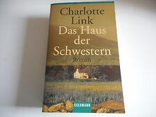 DAS HAUS DER SCHWESTERN - CHARLOTTE LINK - LIVRE EN ALLEMAND