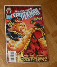 the Sensational SPIDER-MAN (1996) n. 5 comics VO VFN / NM - Blood brothers 5