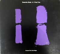 CD MAXI DIGIPACK EDITION U.S.A DEPECHE MODE I FEEL YOU 4 TITRES IMPORT 1993