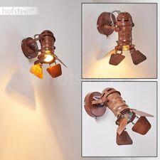 Applique Lampe murale Retro Lampe de séjour Métal Lampe de corridor Spot mural