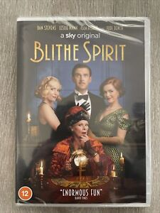 Blithe Spirit - DVD - UK Stock - Brand New & Sealed