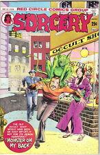 Red Circle Sorcery Comic Book #11, Archie 1975 FINE+