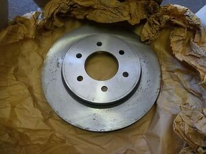 NEW OEM 2004 2005 2006 2007 2008 LINCOLN MARK LT FRONT ROTOR