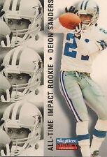 Fleer Rookie Dallas Cowboys Football Trading Cards