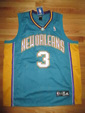 Adidas CHRIS PAUL No. 3 NEW ORLEANS HORNETS (Size 54) NBA Jersey w/ Tags