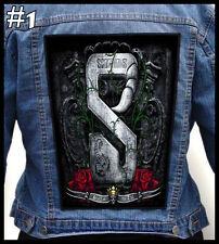 SCORPIONS === Huge Back Jacket Patch/Aufnäher === Various Designs