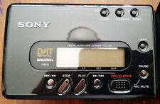 Sony TCD-D8 Portable DAT Recorder.