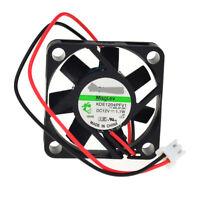 Mute Maglev Cooling Fan KDE1204PFV1 12V 1.1W for Sunon 40*40*10mm 9.5CFM 8500RPM