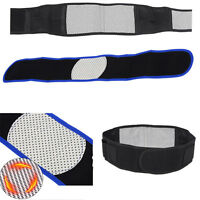 Self-heating Thermal Magnetic Heat Waist Belt Pain Relief Back Therapy Support
