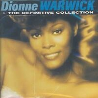 DIONNE WARWICK The Definitive Collection CD BRAND NEW