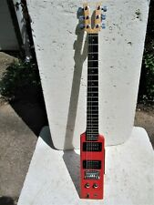 "KRAMER PROTOTYPE GUITAR, 1981, SIGNED BY PAUL UNKERT, ""THE STICK"", ONE OFF"