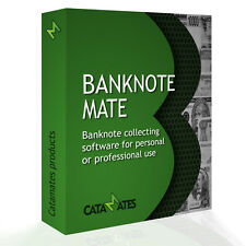 Banknote Collecting Software, Paper Money Collecting Software