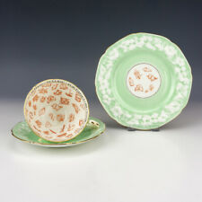 Vintage Paragon China - Fortune Tellers Cup, Saucer & Tea Plate Trio