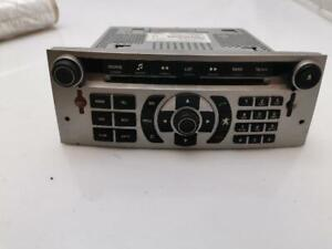 PEUGEOT 407 6D Music Player With GPS 96632912YP 2005