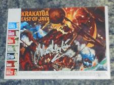 JOHN LEYTON-  KRAKATOA -EAST OF JAVA- 5x7 PHOTO SIGNED-  Poster