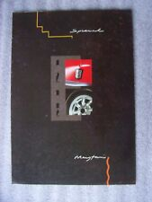 Rover Mini Special, Mayfair, Mayfair Auto Prospekt / Brochure (No. EO794A), NL