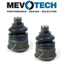 For Mercedes W124 W201 SL500 Pair Set of 2 Front Lower Ball Joints Mevotech