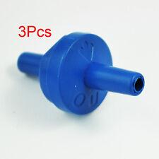 3 paia di valvola di non ritorno in plastica pompa d'aria per acquario U3D I8E7