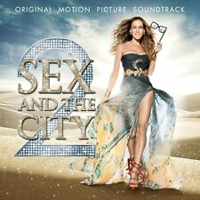 OST-SEX AND THE CITY 2 OST-JAPAN CD F30