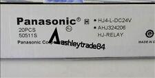 1PCS New HJ4-L-DC24V Panasonic Relay