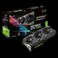 ASUS NVIDIA Rog STRIX GeForce GTX 1080 TI OC Gaming 11GB GDDR5X Graphic Card