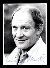 Michael Mendl Autogrammkarte Original Signiert # BC 85280