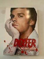 2007 Dexter The Complete First Season DVD