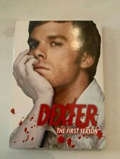 2007 Dexter The Complete First Season DVD