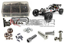 RC Screwz HPI Racing Baja 5B v2.0 Stainless Steel Screw Kit #hpi056