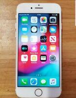 Apple iPhone 8 - 64GB - Gold (Unlocked)** Read***