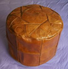 Leather Footstools For Sale Ebay