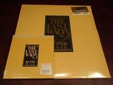 THE BAND LAST WALTZ LIMITED EDITION 3 LP SET + MFSL HYBRID AUDIOPHILE SACD SET