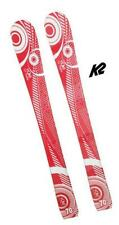$250 Yuki Flat Skis Kids Youth+ k2 Decal snow-blades boy girl 70-80-90 2nds NEW