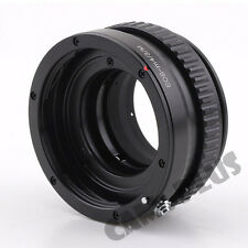 Camera Adjustable Macro Infinity Adapter Tube For Canon EOS To Micro Four Thirds