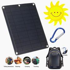 USB portable del recorrido del paquete del Cargador del panel solar 5V 5W Banco