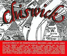 NEW The Chiswick Story: Adventures of an Independent Record Label 1975-1982