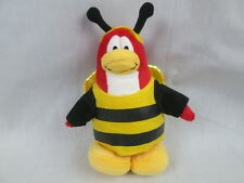 CLUB PENGUIN BUMBLE BEE WINGS DISNEY NO CODE PLUSH STUFFED ANIMAL TOY