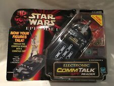 ~ STAR WARS ~ ELECTRONIC COMMTALK READER ~ New / Boxed ~ PHANTOM MENACE ~