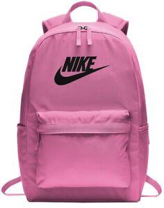 2021 Nike Heritage 2.0 Big Logo Backpack Back Pack Book Bag - Many Colors Laptop