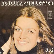 """BOJOURA - The Letter (1974 DUTCH FEMALE POP VINYL SINGLE 7"""")"""