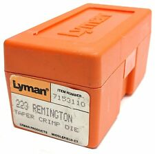 Lyman #7153110 .223 Remington Taper Crimp Die (#4427)