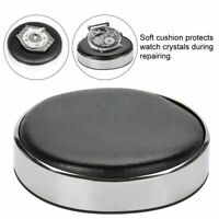Watch Jewelry Case Movement Casing Cushion Pad Holder Watchmaker Repair Tool Kit