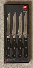"Zwilling J.A. Henckels Professional 4-Pieces Steak Set 38409-120 4.5"""