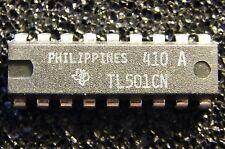 TL501CN ADC building block, Texas Instruments