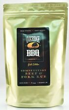 Oakridge BBQ Competition Beef & Pork Rub - 1lb - Free Priority Shipping in USA
