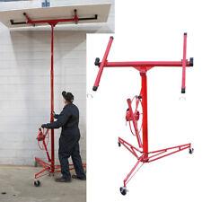UK 11 FT Lift / Lifter Tool Caster Drywall Hoist Plaster Board Panel Sheet