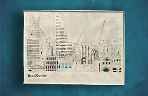 BEN SHAHN 1976 Jewish Museum Retrospective ALL THAT IS BEAUTIFUL